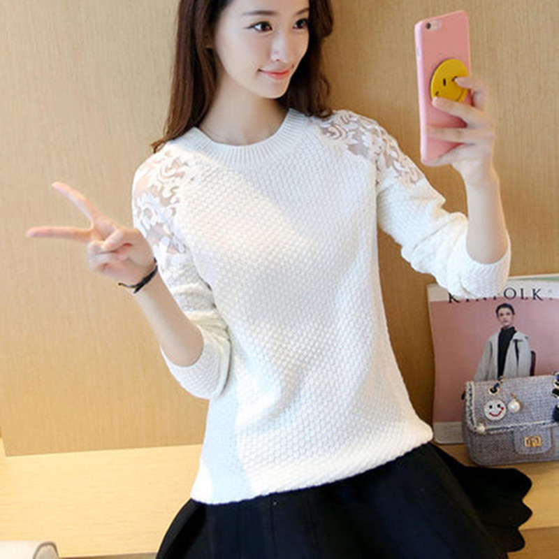 winter sweet Korean Ladies sweater  1