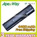 Apexway 6 элементная батарея для HP Pavilion dv4 dv5 dv6 G71 G50 G60 G61 462890-251 462890-541 462890-542 462890-751 462890-761