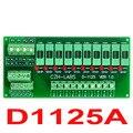 Для Монтажа в панель 10 Позиция Распределения Питания Предохранитель Модуль Доска, для AC110V.