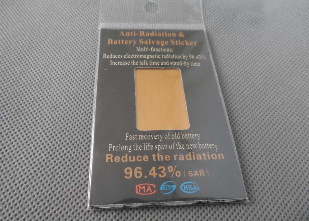 New Cellular Phone Quantum Shield Anti radiation Shield EMF