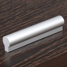 цены Straight Handle Modern Minimalist Silver Handle Cabinet Closet Door Handle Drawer Door Handle Aluminum Long Handle