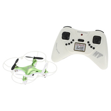 F803C 4CH 2.4GHz RTF 6-Axis Gyro RC Quadcopter with 0.3MP Camera Auto Return 4GB Mini Drone Headless Mode RC Toy