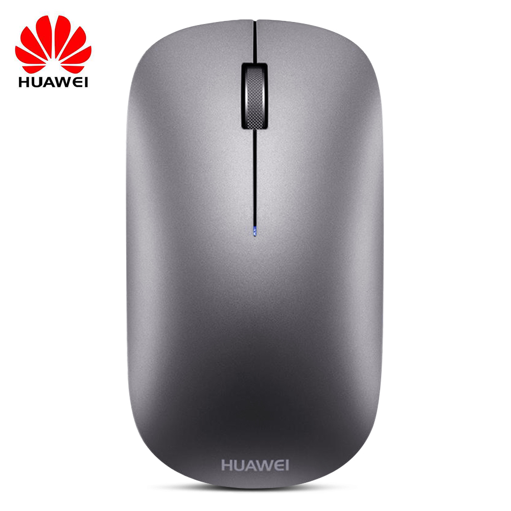 HUAWEI Bluetooth souris métal conception sans fil capteur infrarouge TOG haute sensibilité pour ordinateur portable