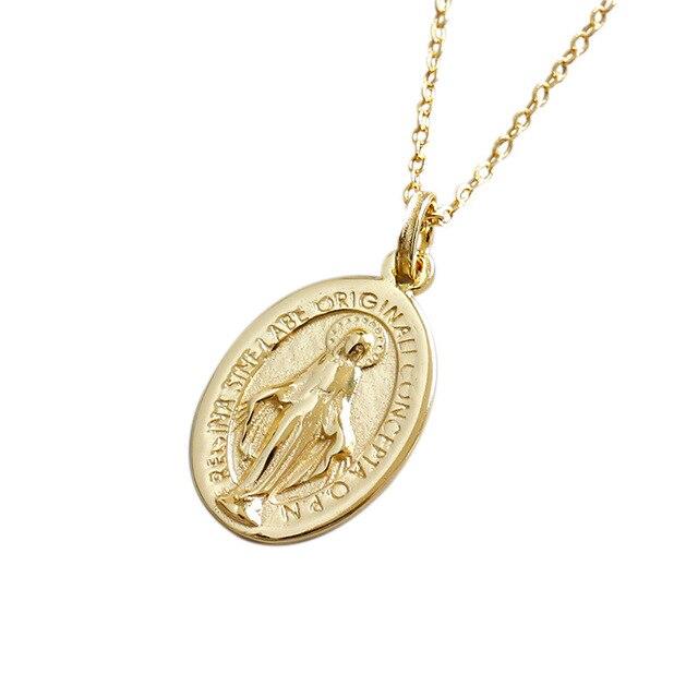 Купить женское ожерелье и кулон flyleaf с золотистыми бусинами девы картинки