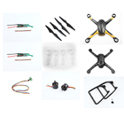 Original Hubsan X4 PRO H109S FPV RC Drone Quadcopter Spare Parts Crash Pack H109S-62 for Hubsan H109S X4 PRO