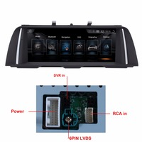 10 25 Inch Car Multimedia Player For BMW 5 Series F10 F11 2011 2016 GPS Navigation