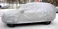 Free shipping high quality outdoor car cover for BMW X3/E83,snow defence/scratch proof/dustproof/sunscreen SUV outdoor cover