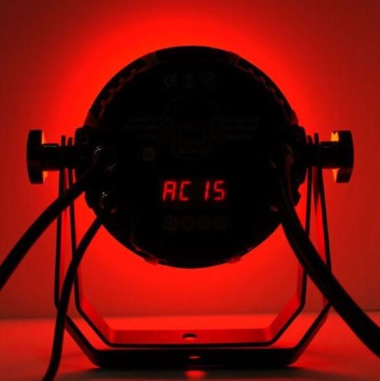 18X10W PAR LIGHT 4