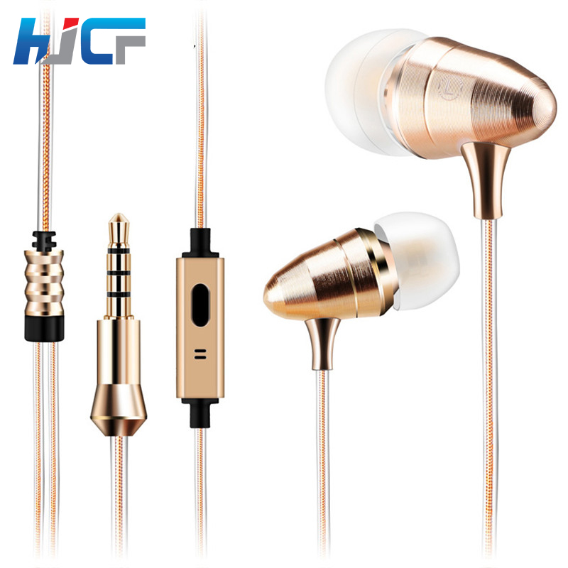 Quality Metal Earphone Super Bass Bullet Earphones With Microphone Earbuds Noise Cancelling For Mobile Phones Fone De Ouvido D04 original kz rx earphones 3 5mm in ear fone de ouvido super bass earbuds noise cancelling in ear phones for smartphones