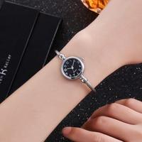 Top Luxury Brand Women Bracelet Watches Women Fashion Simple Quartz Wristwatch Ladies Watch Female Clock Montre Femme Horloges 1