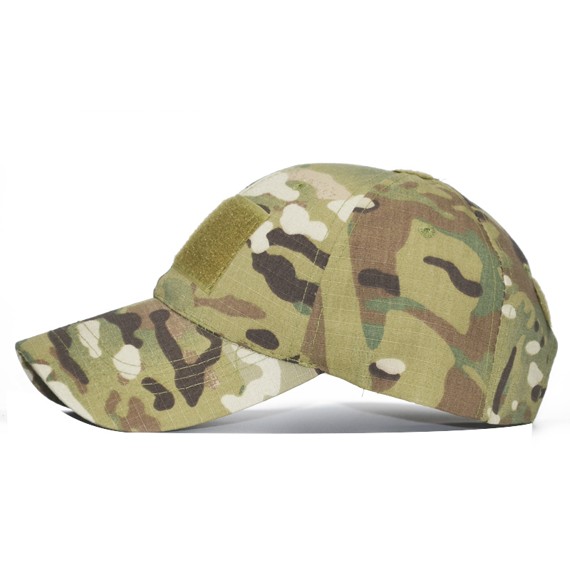 dbfd149df8e6f cora wang Tactical Airsoft Sniper Camouflage Boonie Hats Nepalese Cap  Militares Army Mens Hiking Hats Summer Bucket Ha-in Baseball Caps from  Apparel ...