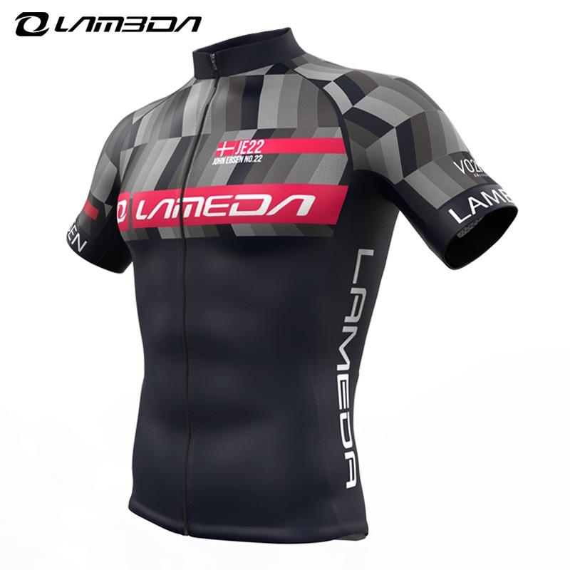 2017 Pro команда лето с коротким рукавом Велоспорт-Джерси MTB велосипедов одежда велосипед одежда велосипед одежда JE22
