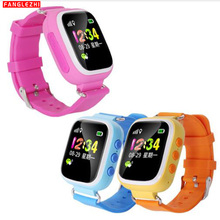 цена на Smart Watch Kids Waterproof Phone Watch With SIM Card Screen 1.44 Inch Smart Clock Kids For Android IOS 2019 New Smartwatch