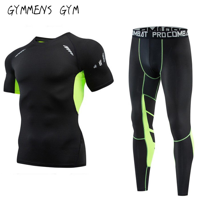 New High Quality Breathable Stitching MMA T-shirt Rashguard BJJ Compression Top Cross Fit Shirt Gym Bodybuilding Camiseta T-shir