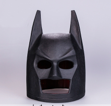 2017 Movie The Lego Batman Movie Bruce Wayne Superhero Cosplay Mask PVC Helmet Porps Halloween