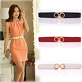 New Arrival Lady Cummerbunds Decoration Skirt Belt Women Fashion Brief Elastic Belt All Match Wide Waistband Promotion B-2799