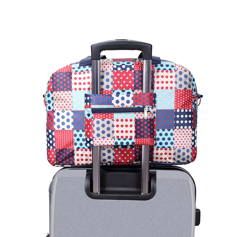 Organizer Tote-Accessories Underwear Travel-Bag Business Shoes Duffle Weekend Luggage