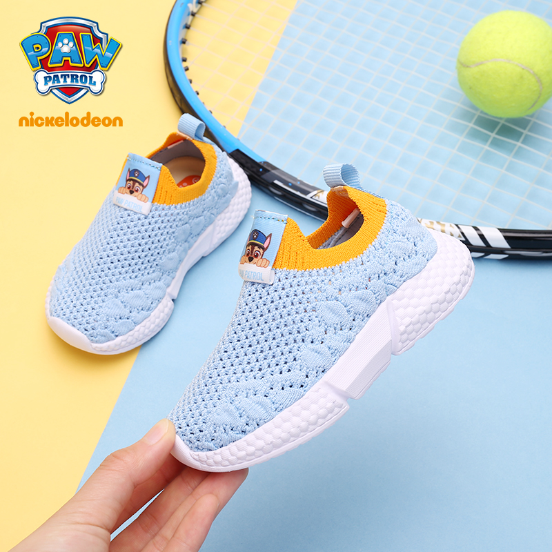 PAW PATROL Kids Shoes Girls Boys Sport Shoes Antislip Soft Bottom 2019 Breathable Kids Baby Sneaker Baby Girls Shoes Size 21-30PAW PATROL Kids Shoes Girls Boys Sport Shoes Antislip Soft Bottom 2019 Breathable Kids Baby Sneaker Baby Girls Shoes Size 21-30