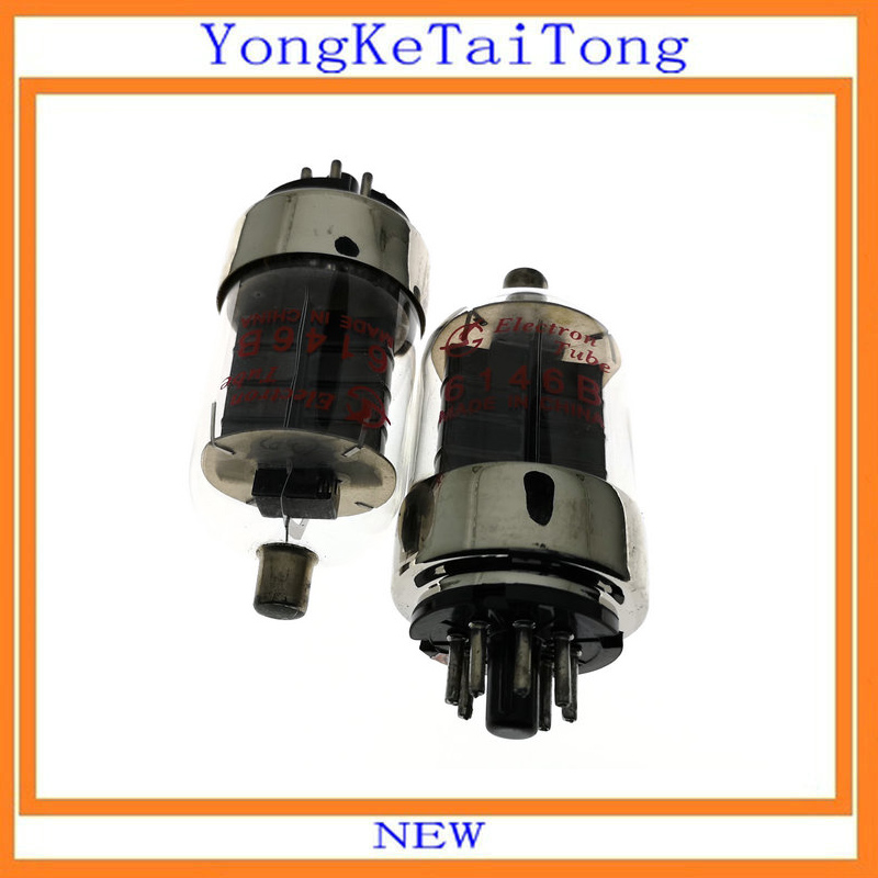 2PCS/LOT 6146 Tube Shuguang 6146B2PCS/LOT 6146 Tube Shuguang 6146B