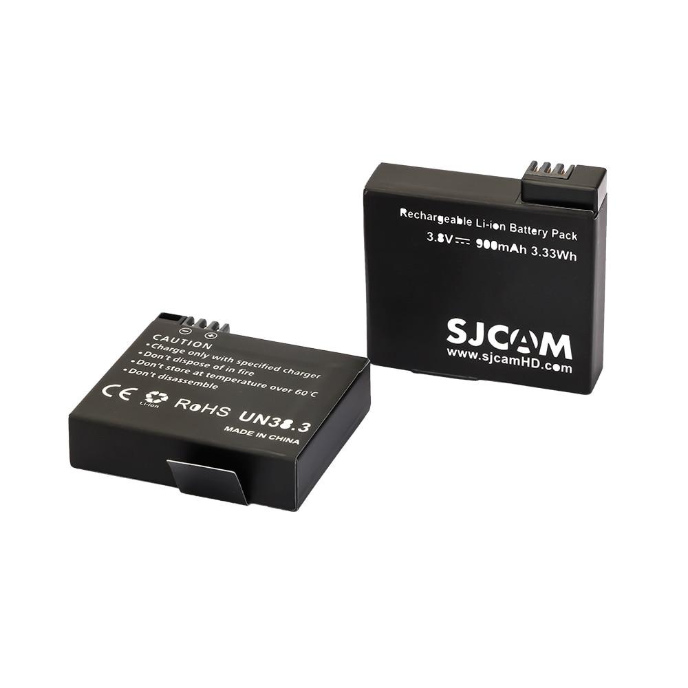 SJCAM Original 900mAh Battery Additional Extra Spare For M20 Action Camera Accessories