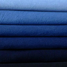 Navy Blue Cotton Fabric Plain Crushed Clothing Knit Fabric Black Solid Color Garment Sew Textile For Summer Dress,Shirt, Per Met outdoor polywood 5 foot porch glider plain rollback design aruba blue black color