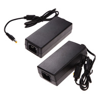 AC 100 240V To DC 12V 5A Power Supply Adapter Suitable Scanning Monitoring Of Security Cameras