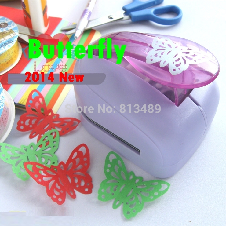 Free shipping 33cm butterfly punches limited edition large craft punches decorative hole punch very beautiful newest w free shipping xinhua dictionary 11th edition chinese edition