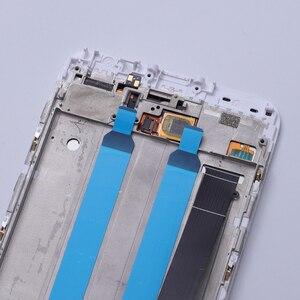 Image 2 - Xiao mi mi A1 lcd EKRAN çerçeve ile Ekran + 10 dokunmatik Panel Için Xiao mi mi A1 lcd ekran Digitizer dokunmatik ekran Parçaları