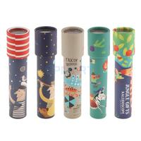 Pack of 5 Pieces Kaleidoscope Toy Kids Children Educational Classic Toys 19cm