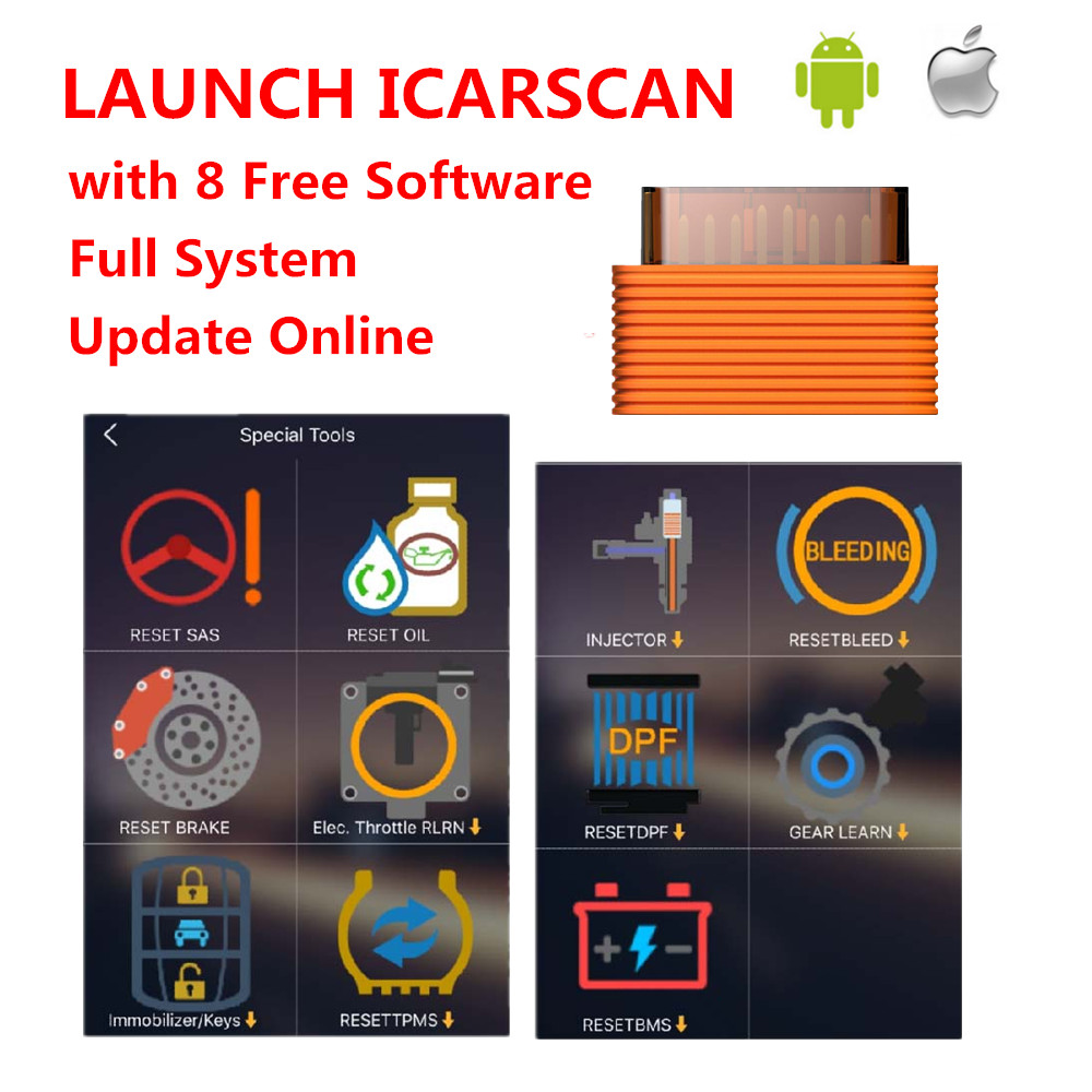 Prix pour Launch icarscan mieux que launch x431 idiag easydiag mdiag m-diag lite elm327 bluetooth icar scan obtenir livraison 8 logiciel libre