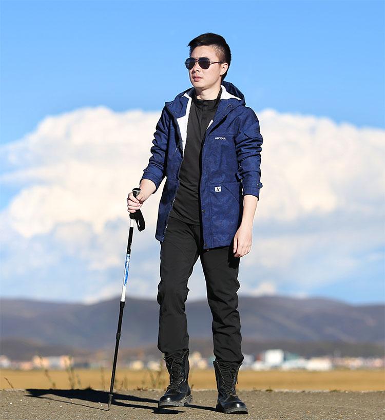 Hiking pants AD021 Model Show 7