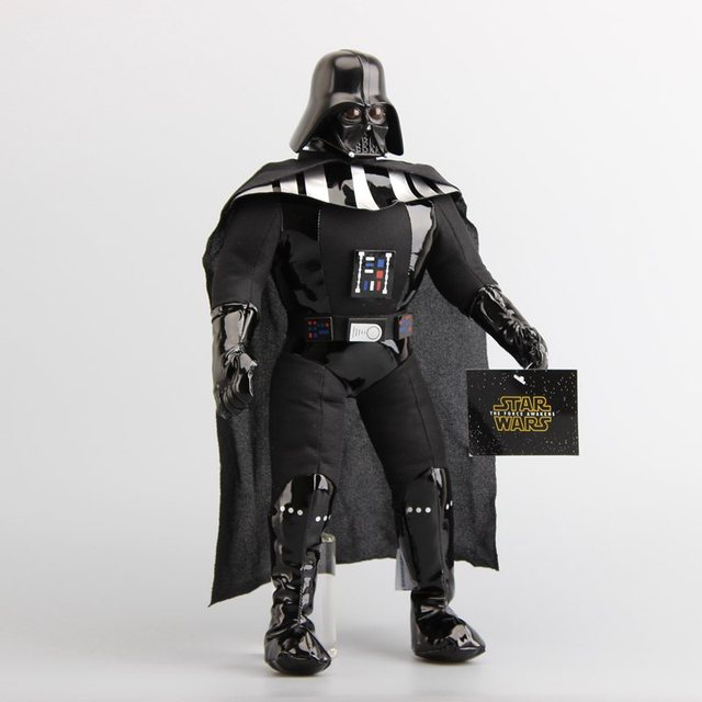 High Quality Star Wars Figures Darth Vader Plush Toy Stuffed Dolls