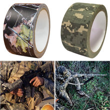 Populaire Camouflage Tape Waterdichte Outdoor Jacht Camping Stealth Wrap Tape KT0181(China)