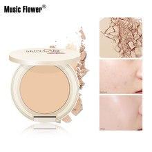 цена на Natural Face Powder Control Powder Bare Mineralize Makeup Matte Powder Facial Brighten Skin Powder Concealer Whitening Repair
