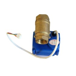 WLD-806 (DN15*1pcs) Valve 3Pin Electric Automatic Solid BSP NPT Brass Motorized Ball Valve with BSP thread