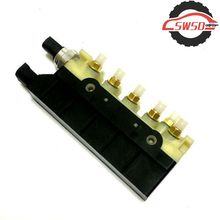 New Air Suspension Solenoid Valve Block Air Ride Controller For Jaguar XJ 2003 2009 C2C2265