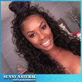 Natural Cheap Hair Wigs Synthetic Curly Lace Front Wig For Black Women Synthetic Lace Front Wigs With Baby Hair Kinky Curly Wigs