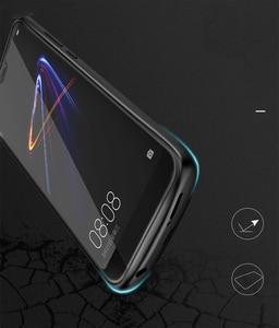 Image 5 - Schokbestendig acculader case Voor Xiao mi mi 8 se A2 MI 6 mi x 2 2 s externe lader cover Backup power bank Opladen case Capa
