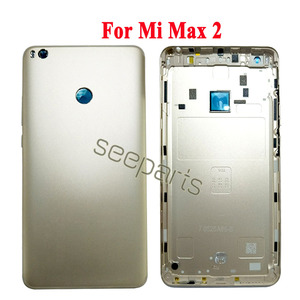 "Image 2 - 6.9 ""xiaomi mi 最大 3 バッテリーカバードア用 6.44"" xiaomi 最大 2 交換部品"