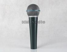 Frete Grátis! Super Qualidade Versão 58 Um Karaoke Handheld Dinâmico 58 Microfone Com Fio Vocal Microfone