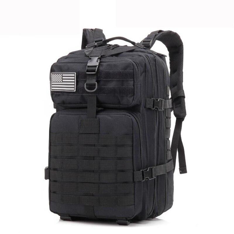 34L militaire tactique assaut Pack sac à dos armée Molle étanche Bug Out sac petit sac à dos pour la randonnée en plein air Camping chasse