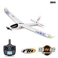 WLtoys XK A800 2,4 ГГц 5CH RC самолет с 3D/6 г режим 780 мм размах крыльев ЭПО летать крыло летательный аппарат с фиксированным крылом РТР самолет