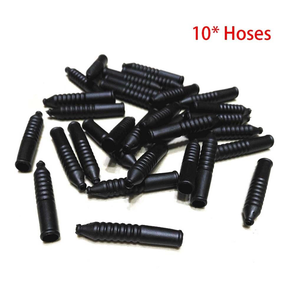 10PCS V-Brake Rubber Boot Black BMX Brake Accessories for Men Women Outdoor