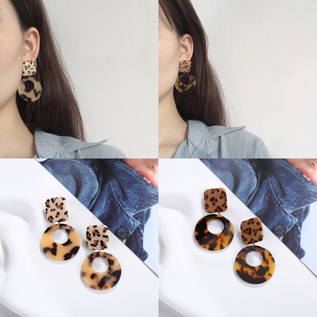 Women's Trendy Velvet Drop Earrings