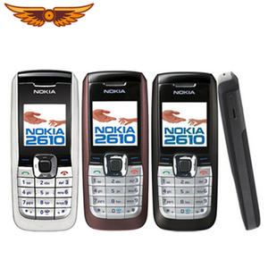 2610 Fast Unlocked Nokia 2610 Mobile Phone