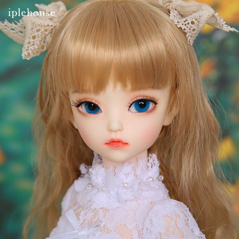 Muñeca BJD Rene Lonnie chico IP 1/4 juguetes bonitos de moda para niñas de juguete Mini muñecas articuladas muñeca Iplehouse-in Muñecas from Juguetes y pasatiempos    3