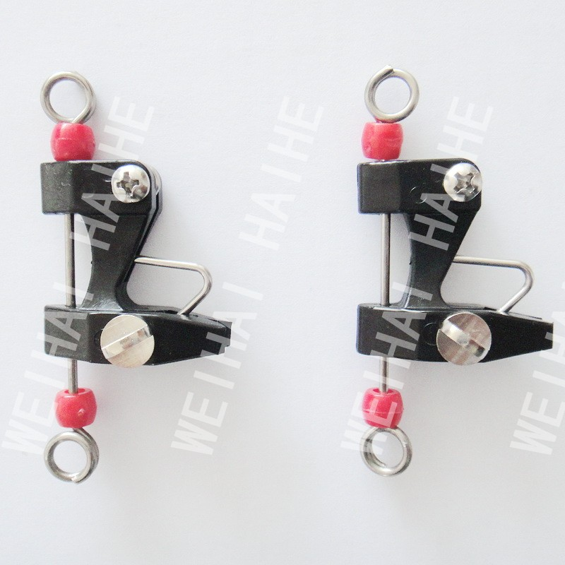 2pcs Outrigger Release Clips for Kite, Outriggers, Downriggers