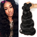 Malaysian Body Wave 3 Bundles Malaysian Virgin Hair Body Wave Grade 8a Unprocessed Virgin hair Weave Cheap Human Hair Bundles