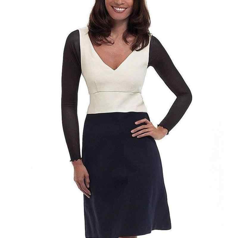 Черный белый стильный женский сетчатый топ с передней кнопкой с длинным рукавом футболка с длинным рукавом один шт рукава плечо крышка плеча Прямая поставка