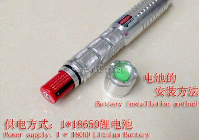 Высокая мощность зеленые лазерные указки 30000 МВт 30 Вт 532nm регулируемый горящую спичку, сжечь сигареты, поп воздушный шар + 5 шапки + зарядное устройство + коробка подарка